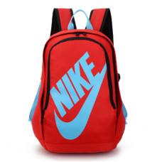 Рюкзак Nike школьный красный